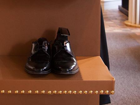 Accesorios y calzado novio